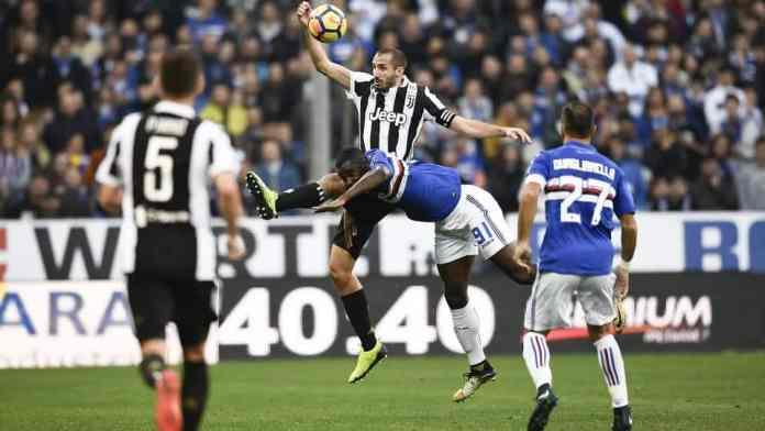 Ponturi fotbal Juventus - Sampdoria Serie A