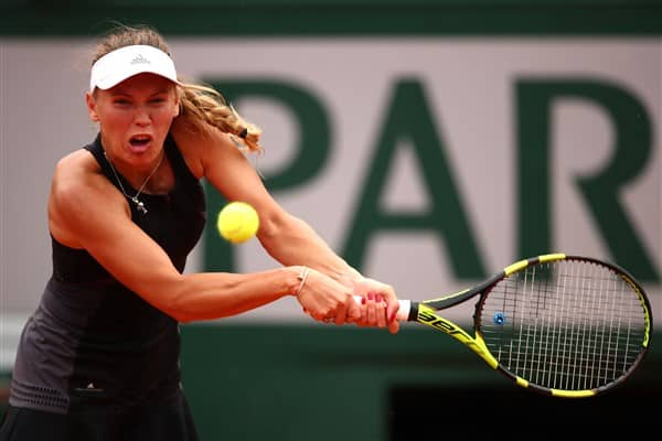 Ponturi tenis - Garcia Perez - Wozniacki - Roland Garros