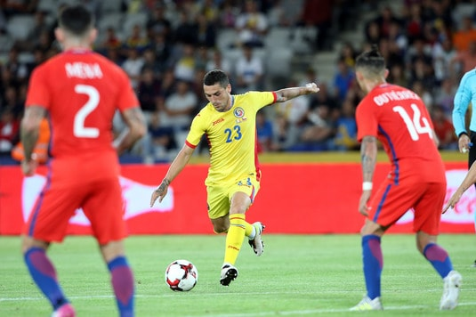 Ponturi fotbal Romania - Chile Amical International