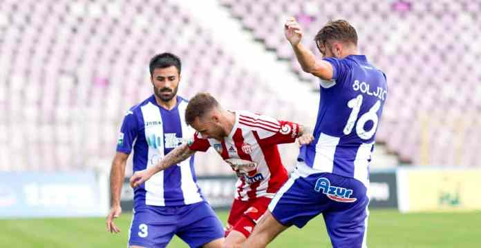 Ponturi fotbal Sepsi - Poli Timisoara Liga 1