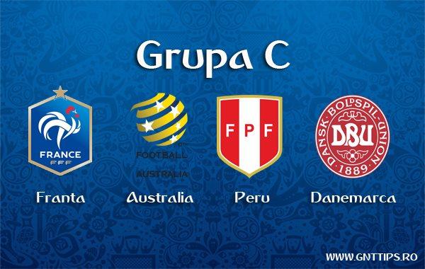 Campionatul Mondial 2018 – Prezentare Grupa C GNTTIPS