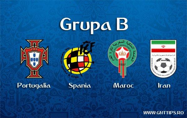 Campionatul Mondial 2018 – Prezentare Grupa B GNTTIPS