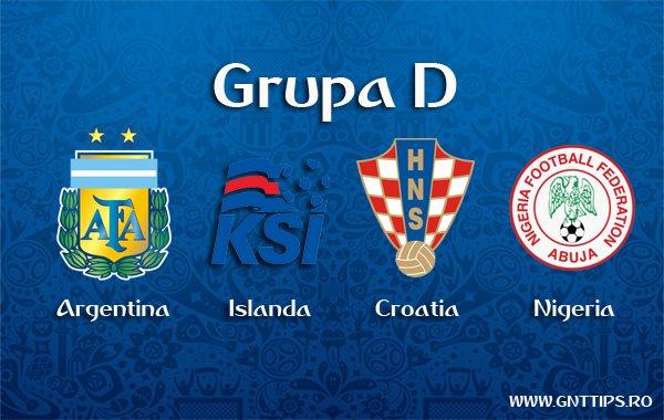 Campionatul Mondial 2018 – Prezentare Grupa D GNTTIPS