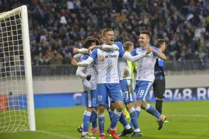 Pariaza 50 ron pe U Craiova vs Dinamo