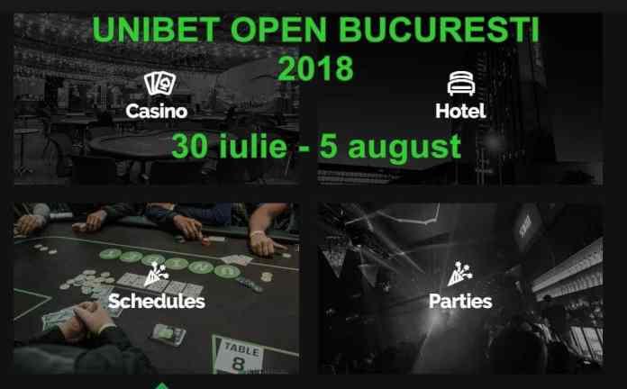 Mai sunt doar cateva zile pana la Unibet Open Bucuresti 2018