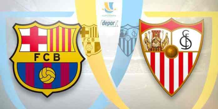 FC Sevilla - Barcelona FC