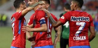 Transforma 10 ron in 500 ron la meciul FCSB vs Hajduk Split