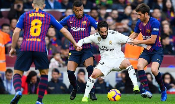 Cota excelenta pentru Barcelona in Copa del Rey