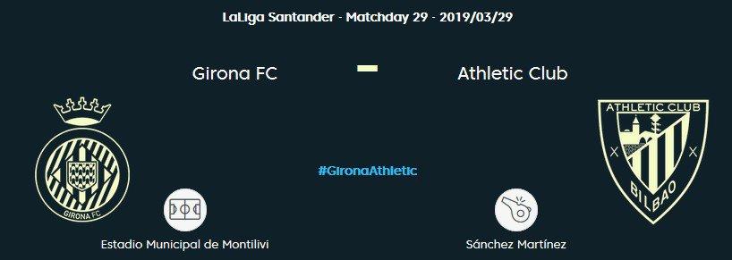 Ponturi fotbal Girona vs Athletic Bilbao