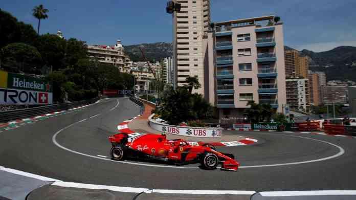 pariu gratuit pentru Monaco GP