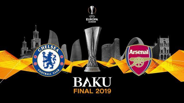 50% CASHBACK pentru Finala Europa League 2019