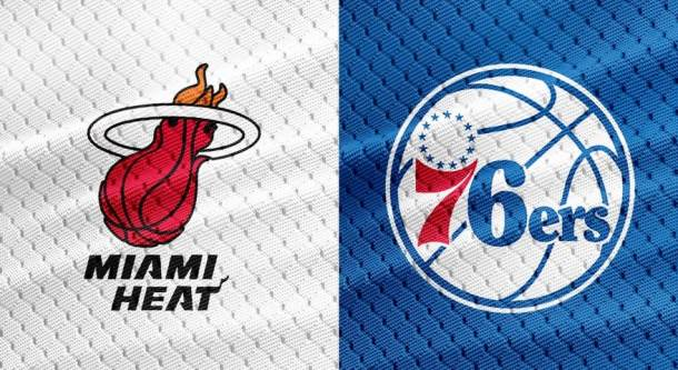 76ers vs Heat