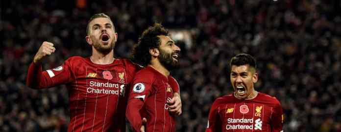 liverpool UCL 2020