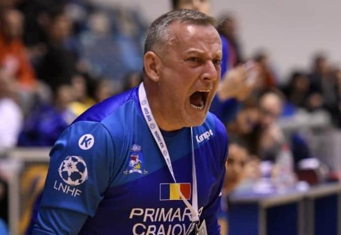 Bogdan Burcea va antrena Romania la turneul preolimpic