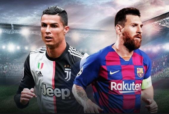Messi si Ronaldo detin multe recorduri in Champions League