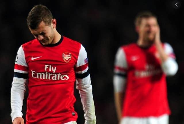 Arsenal are cateva recorduri din Champions League pe care nimeni nu le vrea