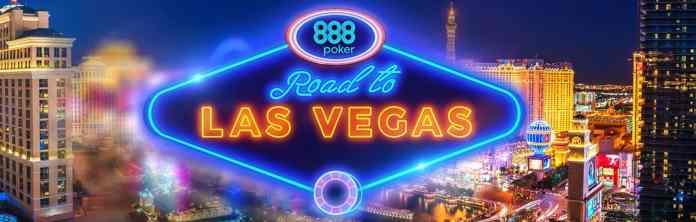 road to vegas 888 2020