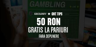 gnt tips 50 ron gratis pariuri