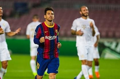 Ponturi Barcelona Real Madrid - Lionel Messi