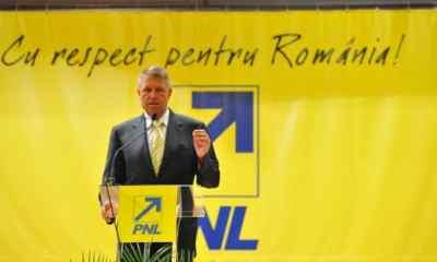 Congres Klaus Iohannis PNL