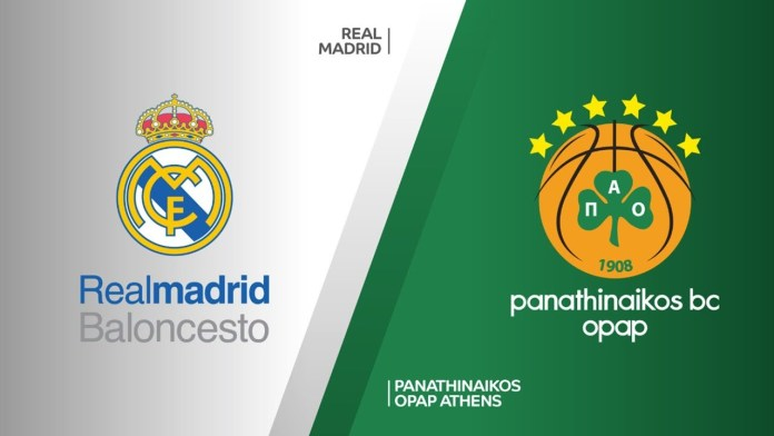 Real vs Pao Euroliga