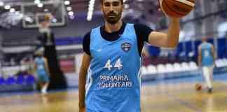 Zarko Djuric basketball