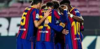 Cote marite Barcelona vs PSG