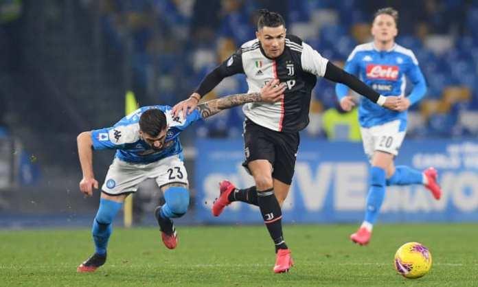 Cote marite Napoli vs Juventus