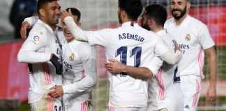 Cote marite Real Madrid vs Valencia
