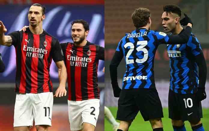 Pronosticuri AC Milan vs Inter Milan