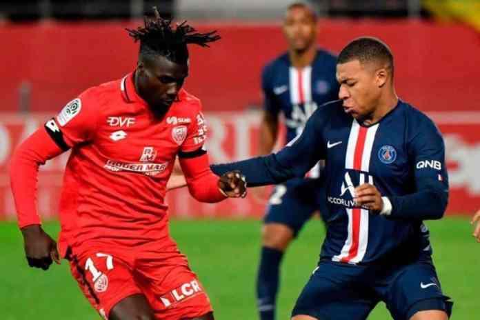 ponturi pariuri fotbal - dijon vs psg - ligue 1