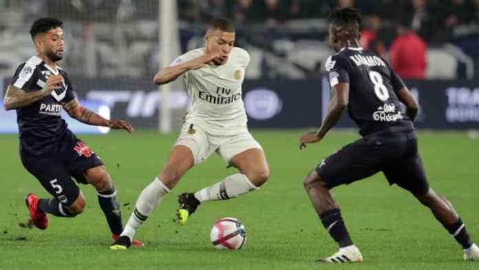 Ponturi pariuri Bordeaux vs PSG - Ligue 1