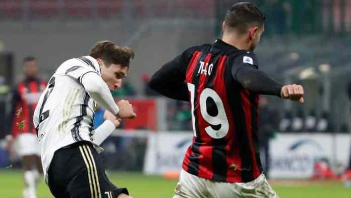 Cote marite Juventus vs AC Milan