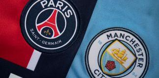 Cote marite Manchester City vs PSG
