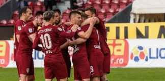 Predictii pariuri Academica Clinceni vs CFR Cluj