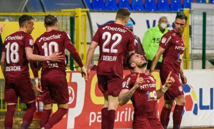 Predictii pariuri CFR Cluj vs FCSB