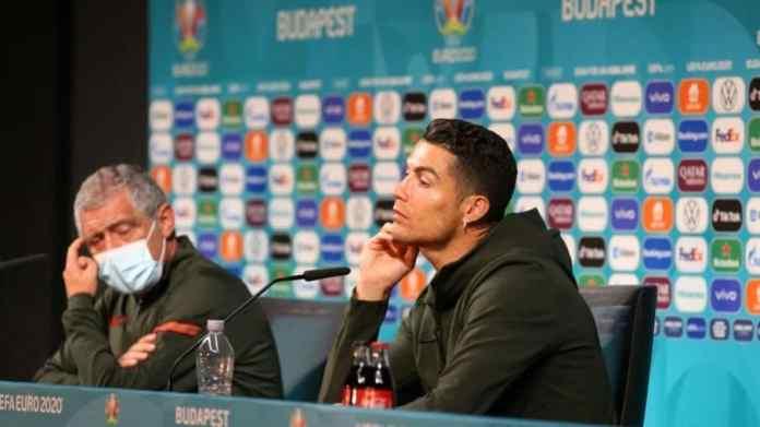 Coca Cola - pierderi de 4 miliarde de dolari dupa gestul lui Ronaldo