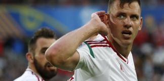 Ungaria lui Rossi mizează pe Szalai