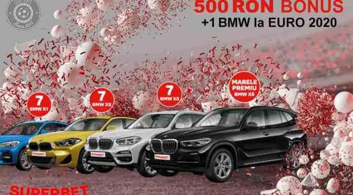 castiga zilnic un BMW