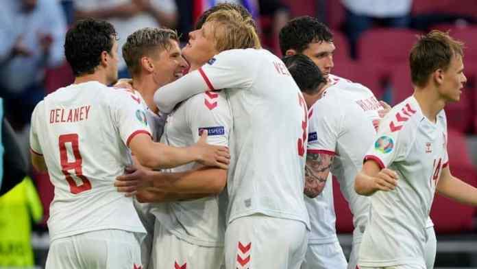 Promotie Anglia vs Danemarca