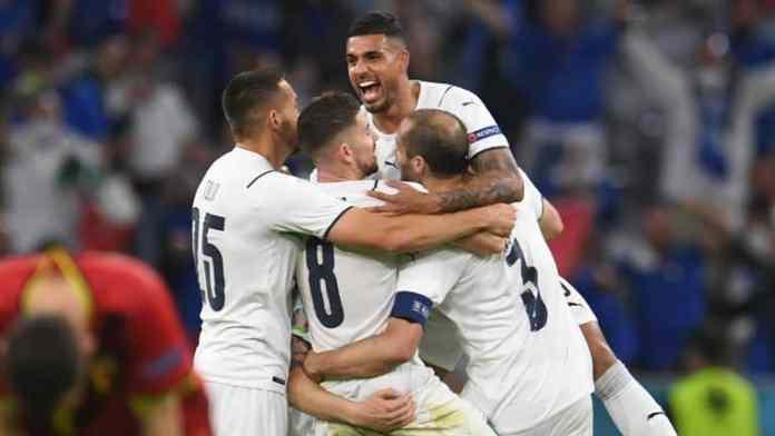 Cote marite Italia vs Spania