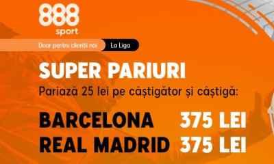 Promotie Barcelona vs Real Madrid