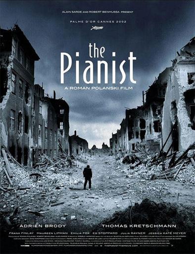 Poster de The Pianist (El pianista)