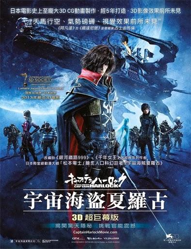 Poster de Space Pirate Captain Harlock