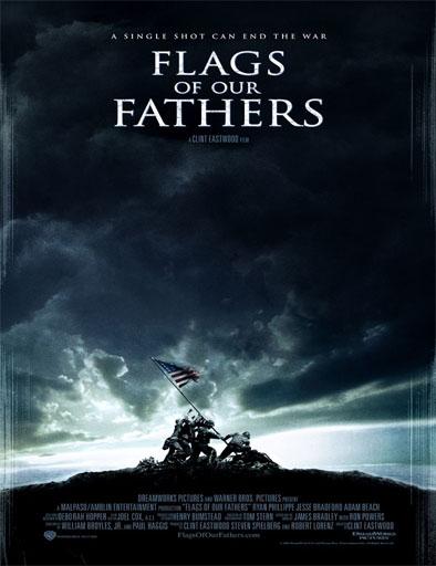 Poster de Banderas de nuestros padres