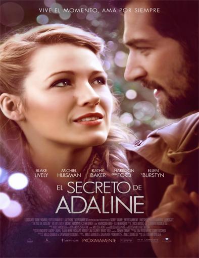 Poster de The Age of Adaline (El secreto de Adaline)