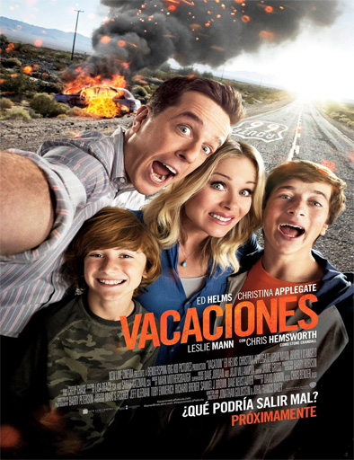 Poster de Vacation (Vacaciones)