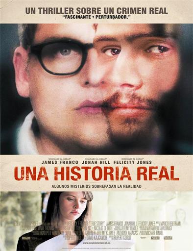 Poster de True Story (Una historia real)