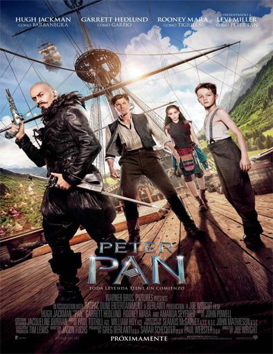 Poster de Pan (Viaje a Nunca Jamás)