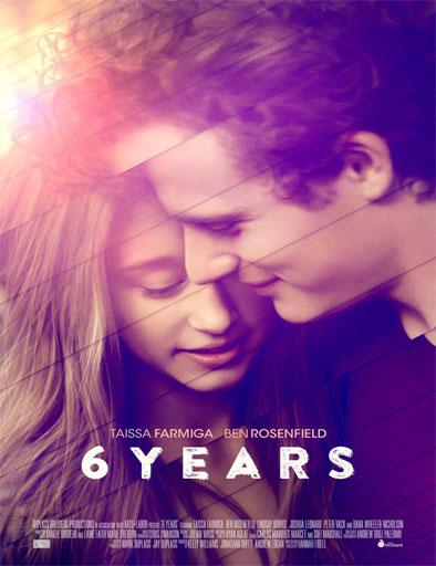 Poster de 6 Years